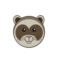 Link to animaru Black-footed Ferret