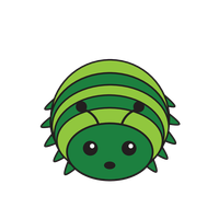 Link to animaru Caterpillar