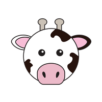 Link to animaru Friesian Cow