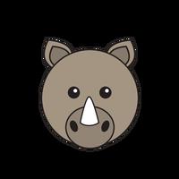 Link to animaru Javan Rhino