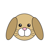 Link to animaru Lop-eared Rabbit