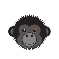 Link to animaru Mountain Gorilla