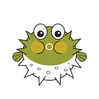 Link to animaru Pufferfish