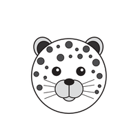 Link to animaru Snow Leopard