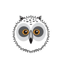 Link to animaru Snowy Owl