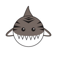 Link to animaru Tiger Shark