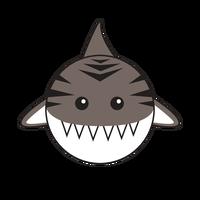Link to animaru Tiger Shark