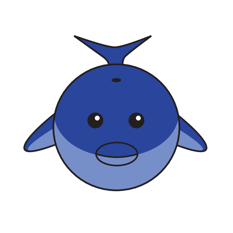 animaru Blue Whale