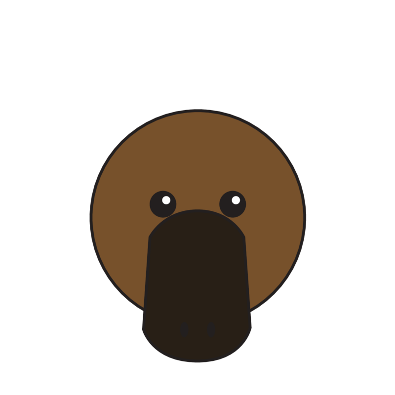 animaru Duck-billed Platypus