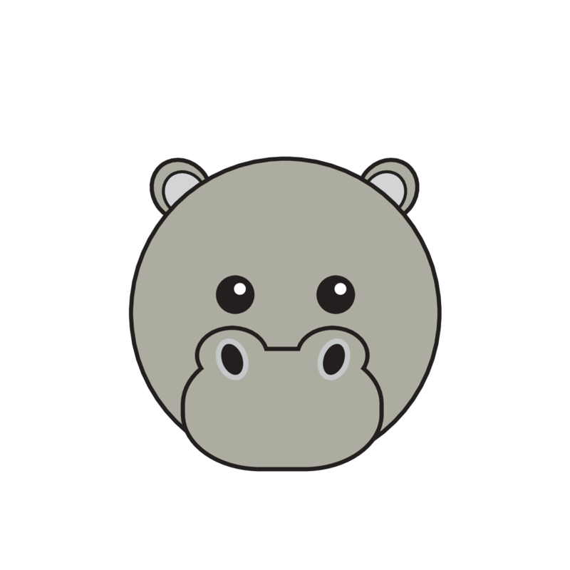 animaru Hippopotamus