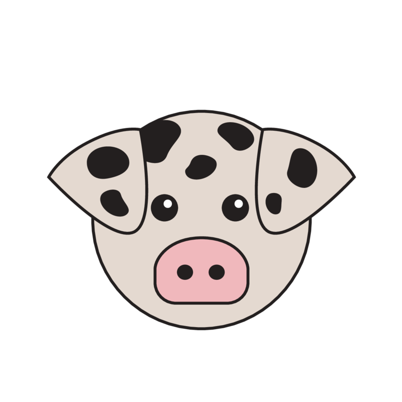 animaru Old Spot Pig
