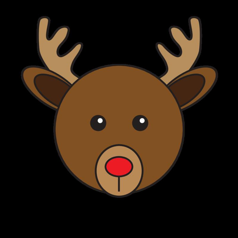 animaru Red-nosed Reindeer