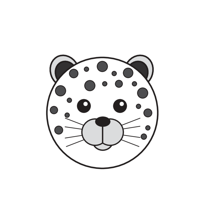 animaru Snow Leopard